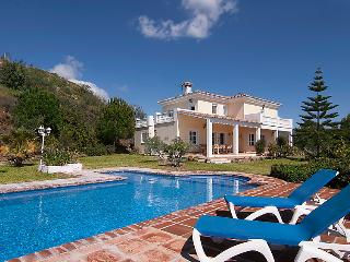 6 bedroom Villa in Benagalbon, Andalusia, Spain : ref 5043301