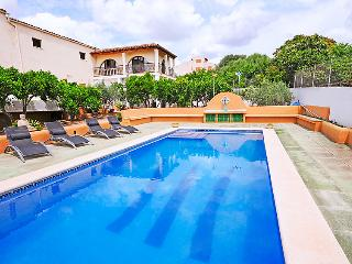 2 bedroom Villa in Vilafranca de Bonany, Balearic Islands, Spain : ref 5043490