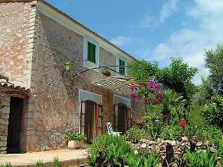 2 bedroom Villa in s'Arraco, Balearic Islands, Spain : ref 5043573