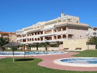 2 bedroom Apartment in Denia, Valencia, Spain : ref 5060897