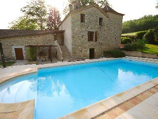 5 bedroom Villa in Puy l'Eveque, Lot, France : ref 2012090