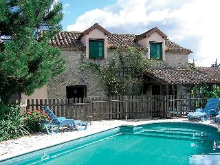 3 bedroom Villa in Duras, Dordogne Lot&Garonne, France : ref 2012126