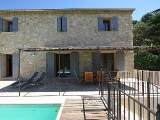 Villa in Beaumes de Venise, Provence, France, La Roque Alric