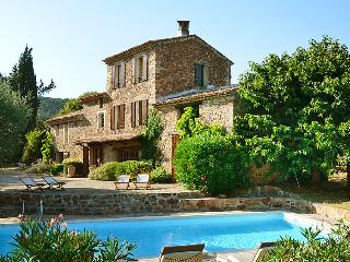 5 bedroom Villa in Bagnols-en-Foret, Provence-Alpes-Cote d'Azur, France : ref 50