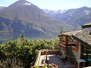 2 bedroom Villa in Porlezza, Lombardy, Italy : ref 5054491