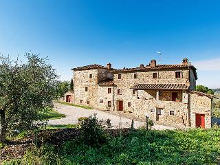 4 bedroom Apartment in Pontassieve, Tuscany, Italy : ref 5055355