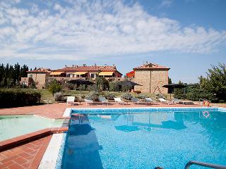2 bedroom Apartment in Montaione, Tuscany, Italy : ref 5055451