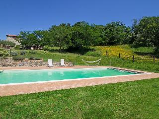 1 bedroom Villa in Montorgiali, Tuscany, Italy : ref 5696875