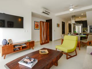 Super-Chic luxury Penthouse with Roof Top Hot Tub TAO Resort Grand Bahia Akumal