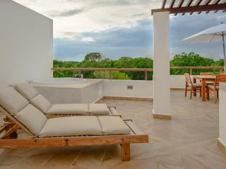 Luxury Penthouse Suite with Roof Top Hot Tub TAO Resort Grand Bahia Principe