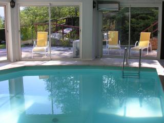 Villa Gentiane Alsace, piscine intérieure, 15 pers, Saint Amarin