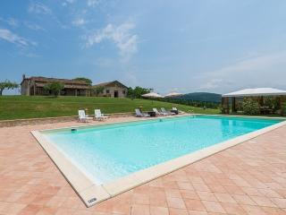 Villa in Amelia, Umbria, Italy, Foce