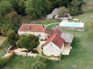 3 bedroom Villa in Tourtoirac, Dordogne, France : ref 2017871