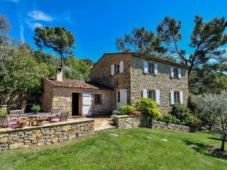 4 bedroom Villa in Tourrettes, Saint Tropez Var, France : ref 2017887