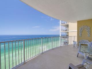 Save on A Dream Vacation~Beachfront Condo w/ Balcony~Pool~Hot Tubs-Sauna+More, Panama City Beach