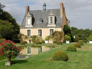 Villa in Le Boulay, Loire, France, Chateau-Renault