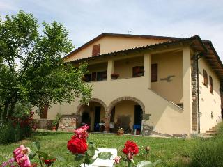 4 bedroom Villa in San Giustino Valdarno, Toscana, Italy : ref 2020522
