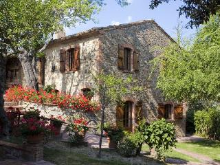 4 bedroom Villa in Sinalunga, Toscana, Italy : ref 2020524, Farnetella