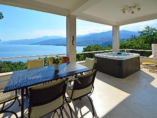 Villa in Opatija Preluka, Kvarner, Croatia, Matulji