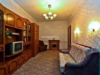Apartment in Saint-Petersburg #3132, Shushary