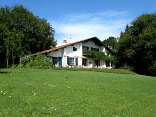 maison familiale avec piscine et tennis, St-Jean-de-Luz