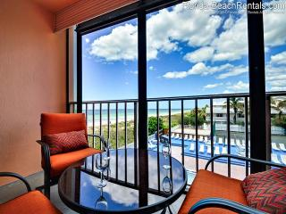 Reef Club  201 Fantastic Beach View Condo, Indian Rocks Beach