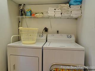 Aldea 7 BEACHFRONT BEACHFRONT 1 Bedroom on Quiet Belleair, Belleair Beach