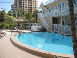 Clearwater Beach Suites,  105  Just steps away from the sand!
