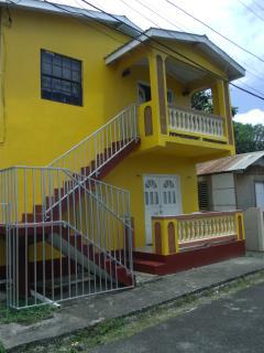 Breezy Caribbean 2 bedroom apartment