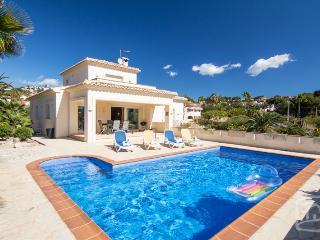 Villa in Benissa, Moraira, Spain, La Llobella