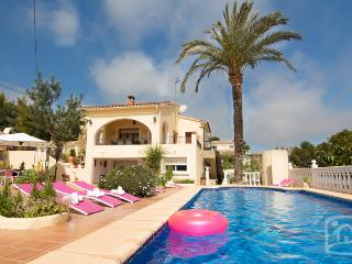 Villa in Benissa, Spain, La Llobella