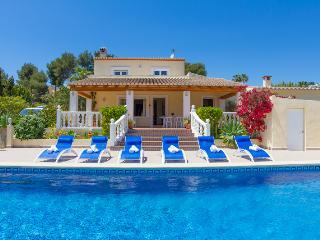 Villa in Moraira, Spain, La Llobella