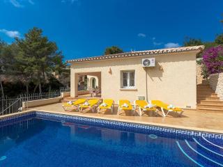 Villa in Alicante, Baladrar, Costa Blanca, Spain, La Llobella