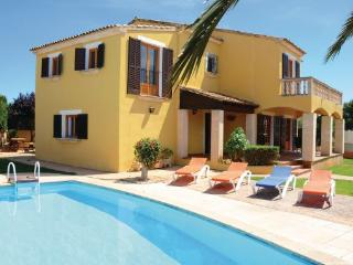 5 bedroom Villa in Sa Coma, Balearic Islands, Cala Millor, Mallorca : ref 2036369