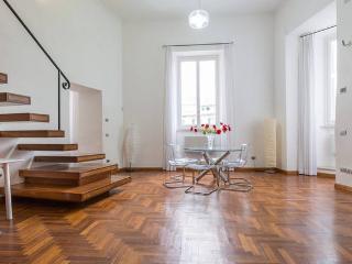 Suite Perusia, spazioso appartamento di charme