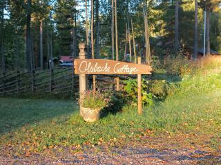 Olsbacka Cottage, en idyll nara Falun.