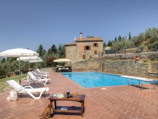 7 bedroom Villa in Castiglion Fiorentino, Tuscany, Arezzo / Cortona And Surroundi, Italy : ref 2037536, Pieve di Chio