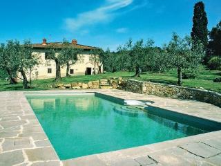 4 bedroom Villa in Figline Valdarno, Tuscany, Chianti, Italy : ref 2038619