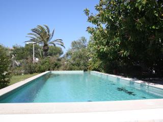 Chalet individual con piscina privada en s'Algar