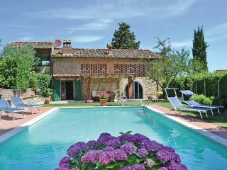 3 bedroom Villa in Montespertoli, Tuscany, Chianti, Italy : ref 2040282, Lucardo