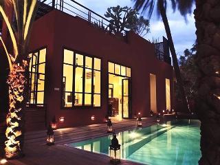 Villa Aris near Majorelle Garden, Marrakech