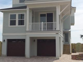 JUNE SPECIAL- ONLY $6200! AMAZING NEW OCEANFRONT!, Saint Augustine Beach