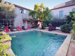 5 bedroom Villa in Roujan, Languedoc roussillon, Herault, France : ref 2041735, Margon