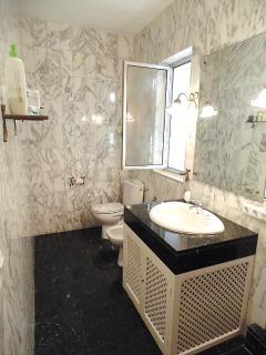 cuarto de baño de la habitación 1