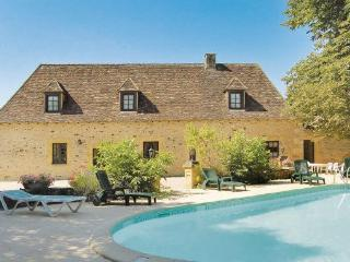 6 bedroom Villa in Cendrieux, Aquitaine, Dordogne, France : ref 2042089