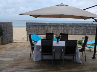 Bel appartement T3 rez de jardin bord de mer