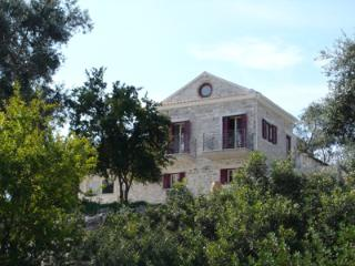 Holiday Villa in Paxos - Sea View (PaxosThea)