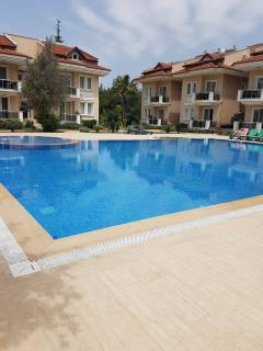 Beautiful complex in central Hisaronu