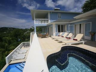 Blue Moon, Saint Lucia - Ocean View, private pools, Cap Estate
