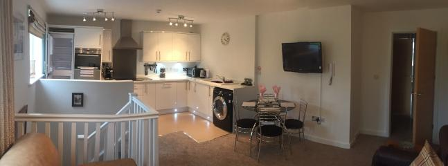 Our beautiful lounge/kitchen/diner